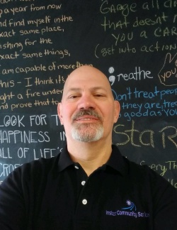 Michael Accardi, Peer Support/Recovery Coach